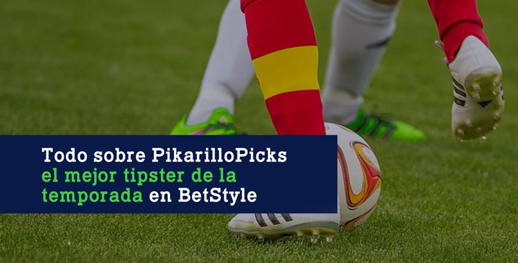 Pikarillo Picks, el mejor tipster de apuestas del momento.